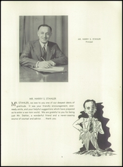 Page 13, 1943 Edition, Union Hill High School - Orange and Blue Yearbook (Union City, NJ) online yearbook collection