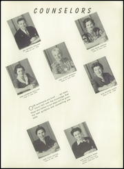 Page 15, 1943 Edition, Union Hill High School - Orange and Blue Yearbook (Union City, NJ) online yearbook collection