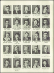 Page 17, 1943 Edition, Union Hill High School - Orange and Blue Yearbook (Union City, NJ) online yearbook collection