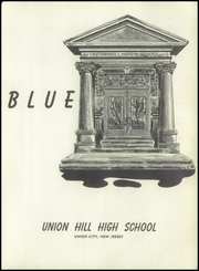 Page 7, 1943 Edition, Union Hill High School - Orange and Blue Yearbook (Union City, NJ) online yearbook collection