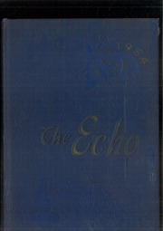1954 Edition, Roxbury High School - Echo Yearbook (Succasunna, NJ)