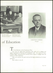 Page 13, 1938 Edition, Camden High School - Purple and Gold Yearbook (Camden, NJ) online yearbook collection