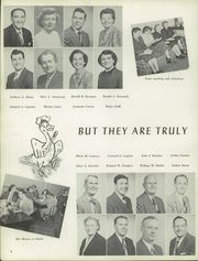 Page 10, 1952 Edition, Camden High School - Purple and Gold Yearbook (Camden, NJ) online yearbook collection