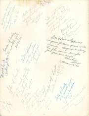 Page 2, 1952 Edition, Camden High School - Purple and Gold Yearbook (Camden, NJ) online yearbook collection