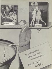 Page 5, 1952 Edition, Camden High School - Purple and Gold Yearbook (Camden, NJ) online yearbook collection