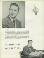 Page 6, 1952 Edition, Camden High School - Purple and Gold Yearbook (Camden, NJ) online yearbook collection