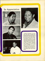 Page 11, 1977 Edition, Camden High School - Purple and Gold Yearbook (Camden, NJ) online yearbook collection