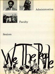Page 13, 1977 Edition, Camden High School - Purple and Gold Yearbook (Camden, NJ) online yearbook collection
