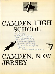 Page 5, 1977 Edition, Camden High School - Purple and Gold Yearbook (Camden, NJ) online yearbook collection