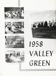 Page 6, 1958 Edition, Passaic Valley Regional High School - Green Yearbook (Little Falls, NJ) online yearbook collection