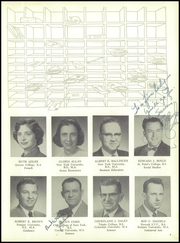 Page 11, 1959 Edition, Cranford High School - Golden C Yearbook (Cranford, NJ) online yearbook collection