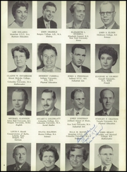 Page 12, 1959 Edition, Cranford High School - Golden C Yearbook (Cranford, NJ) online yearbook collection
