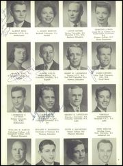 Page 13, 1959 Edition, Cranford High School - Golden C Yearbook (Cranford, NJ) online yearbook collection