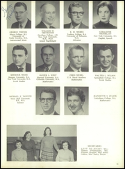 Page 15, 1959 Edition, Cranford High School - Golden C Yearbook (Cranford, NJ) online yearbook collection
