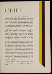 Page 13, 1941 Edition, Park University - Narva Yearbook (Parkville, MO) online yearbook collection
