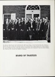 Page 10, 1963 Edition, Park University - Narva Yearbook (Parkville, MO) online yearbook collection