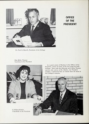 Page 12, 1963 Edition, Park University - Narva Yearbook (Parkville, MO) online yearbook collection
