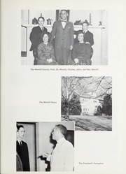 Page 13, 1963 Edition, Park University - Narva Yearbook (Parkville, MO) online yearbook collection