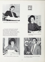 Page 14, 1963 Edition, Park University - Narva Yearbook (Parkville, MO) online yearbook collection