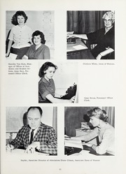 Page 15, 1963 Edition, Park University - Narva Yearbook (Parkville, MO) online yearbook collection