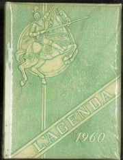 1960 Edition, Overbrook High School - L Agenda Yearbook (Pine Hill, NJ)