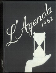 1962 Edition, Overbrook High School - L Agenda Yearbook (Pine Hill, NJ)