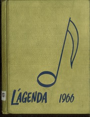 Overbrook High School - L Agenda Yearbook (Pine Hill, NJ) online yearbook collection, 1966 Edition, Page 1