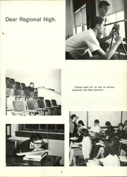 Page 13, 1966 Edition, Overbrook High School - L Agenda Yearbook (Pine Hill, NJ) online yearbook collection