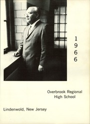 Page 5, 1966 Edition, Overbrook High School - L Agenda Yearbook (Pine Hill, NJ) online yearbook collection