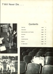 Page 7, 1966 Edition, Overbrook High School - L Agenda Yearbook (Pine Hill, NJ) online yearbook collection
