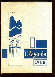 Overbrook High School - L Agenda Yearbook (Pine Hill, NJ) online yearbook collection, 1968 Edition, Page 1