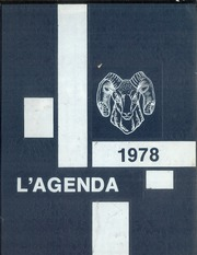 Overbrook High School - L Agenda Yearbook (Pine Hill, NJ) online yearbook collection, 1978 Edition, Page 1