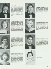 Page 157, 1986 Edition, Overbrook High School - L Agenda Yearbook (Pine Hill, NJ) online yearbook collection