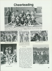 Page 69, 1986 Edition, Overbrook High School - L Agenda Yearbook (Pine Hill, NJ) online yearbook collection