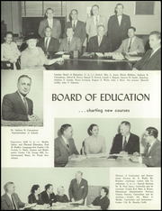 Page 10, 1959 Edition, Woodrow Wilson High School - Prexy Yearbook (Camden, NJ) online yearbook collection