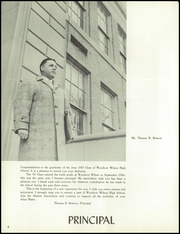 Page 12, 1959 Edition, Woodrow Wilson High School - Prexy Yearbook (Camden, NJ) online yearbook collection
