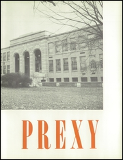 Page 7, 1959 Edition, Woodrow Wilson High School - Prexy Yearbook (Camden, NJ) online yearbook collection