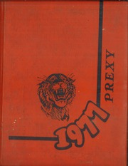 1977 Edition, Woodrow Wilson High School - Prexy Yearbook (Camden, NJ)