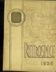 Page 1, 1938 Edition, Hamilton High School West - Retrospect Yearbook (Hamilton, NJ) online yearbook collection