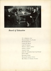 Page 13, 1938 Edition, Hamilton High School West - Retrospect Yearbook (Hamilton, NJ) online yearbook collection
