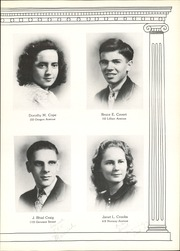 Page 85, 1940 Edition, Hamilton High School West - Retrospect Yearbook (Hamilton, NJ) online yearbook collection