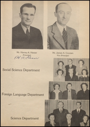 Page 11, 1945 Edition, Hamilton High School West - Retrospect Yearbook (Hamilton, NJ) online yearbook collection