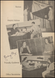 Page 17, 1945 Edition, Hamilton High School West - Retrospect Yearbook (Hamilton, NJ) online yearbook collection