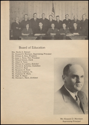 Page 9, 1945 Edition, Hamilton High School West - Retrospect Yearbook (Hamilton, NJ) online yearbook collection