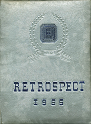 Page 1, 1955 Edition, Hamilton High School West - Retrospect Yearbook (Hamilton, NJ) online yearbook collection