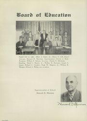Page 12, 1955 Edition, Hamilton High School West - Retrospect Yearbook (Hamilton, NJ) online yearbook collection