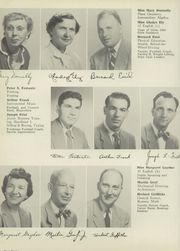 Page 16, 1955 Edition, Hamilton High School West - Retrospect Yearbook (Hamilton, NJ) online yearbook collection