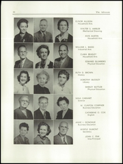 Page 12, 1950 Edition, New Brunswick High School - Advocate Yearbook (New Brunswick, NJ) online yearbook collection