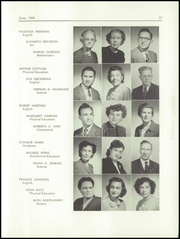 Page 13, 1950 Edition, New Brunswick High School - Advocate Yearbook (New Brunswick, NJ) online yearbook collection