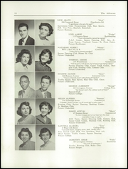 Page 16, 1950 Edition, New Brunswick High School - Advocate Yearbook (New Brunswick, NJ) online yearbook collection